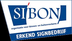 Logo Sibon | Erkend Signbedrijf